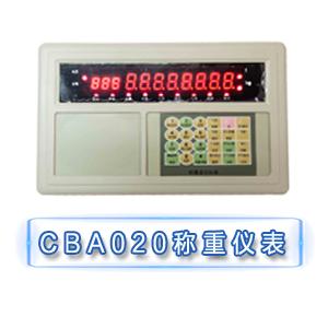 CAB020称重仪表