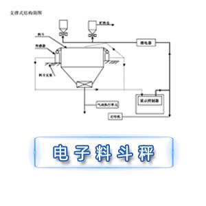 DCS—PT系列电子料斗秤