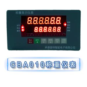 CBA010M称重仪表
